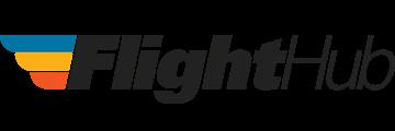 FlightHub logo