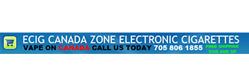 Ecig Canada Zone logo