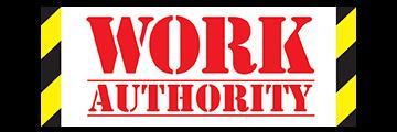 WORK AUTHORITY logo