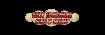 West Edmonton Coin & Stamp logo
